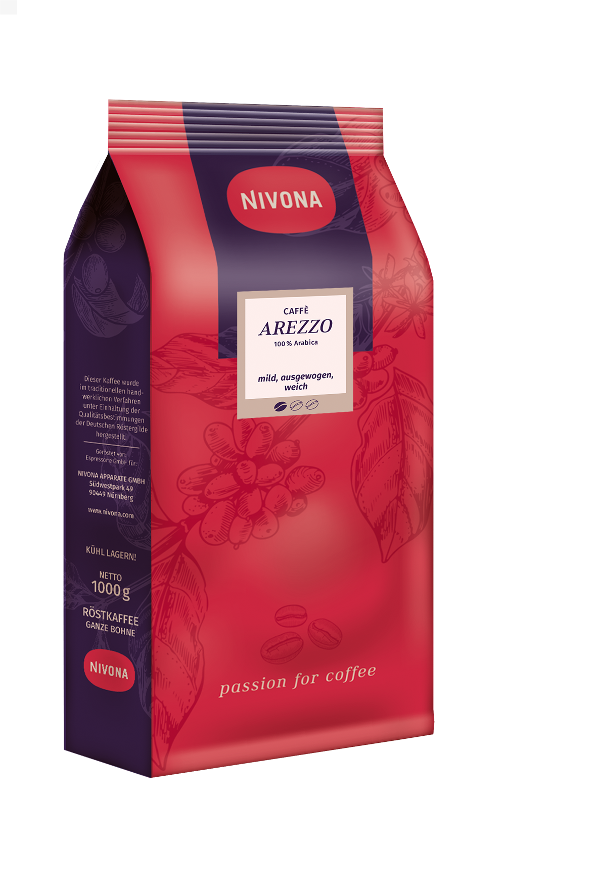 CAFFÈ AREZZO (100% Hochland Arabica)